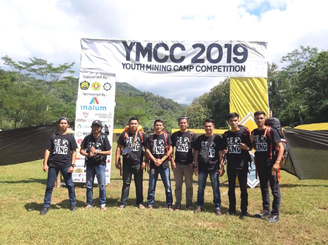 Mahasiswa STTIND meriahkan YMCC (YOUTH MINING CAMP COMPETITION) 2019 di Yogyakarta