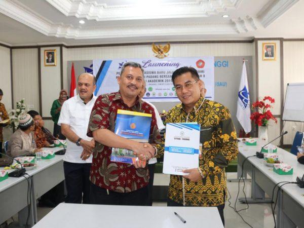 Pengumuman Pendaftaran Seleksi Mandiri Politeknik Negeri Padang dengan STTIND Padang