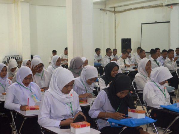 Sosialisasi Pendidikan Tinggi Mahasiswa Baru STTIND PADANG TA. 2019 / 2020
