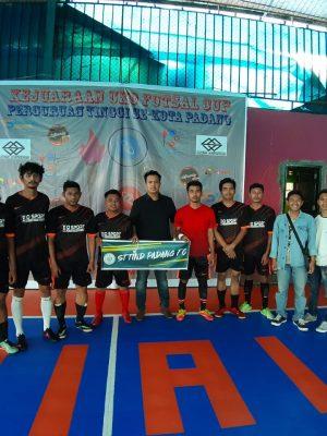 Tim Futsal STTIND Padang Meriahkan Politeknik Negeri Padang CUP