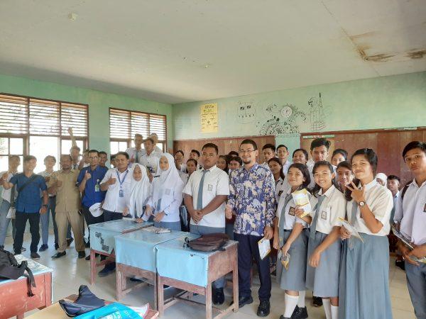 Kunjungan Tim Sosialisasi Penmaru STTIND Padang Ke Kepulauan Mentawai