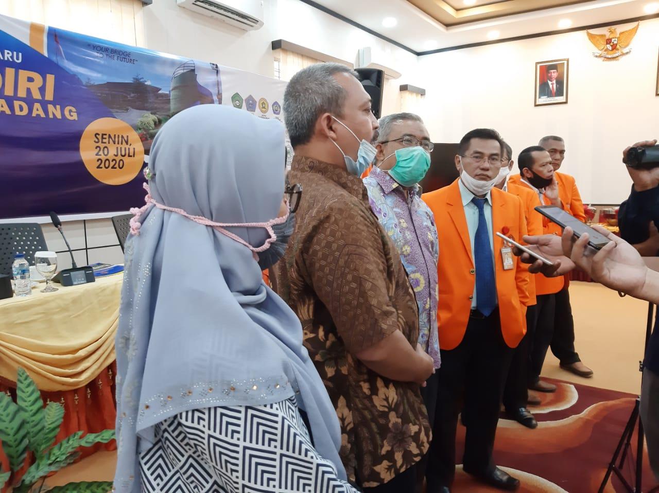 STTIND Padang Buka Kerjasama Penerimaan Mahasiswa Baru Jalur Seleksi Mandiri Bersama Politeknik Negeri Padang, Buruan Daftar !