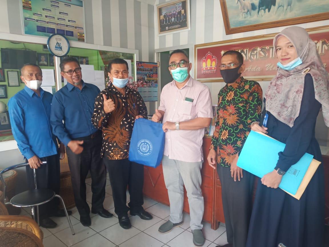 STTIND Padang Jalin Kerjasama Dengan Dynasty Bukittinggi