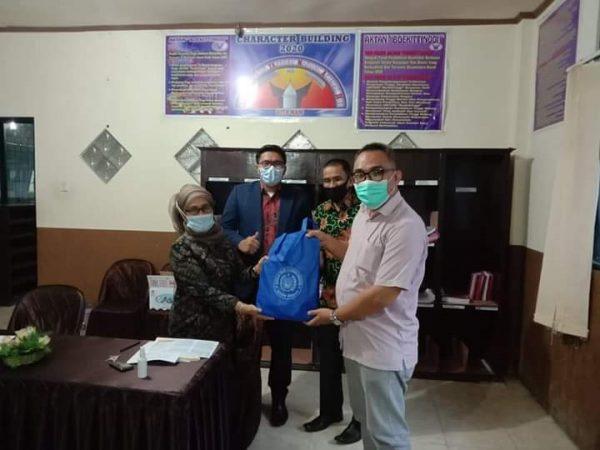 STTIND Padang Jalin Kerjasama dengan AMIK-AKTAN Bukittinggi